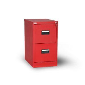 Arkivskåp H2A röd