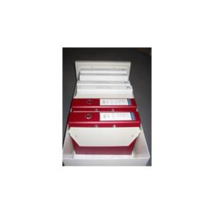 Pärmavdelare 5-pack till AV skåp