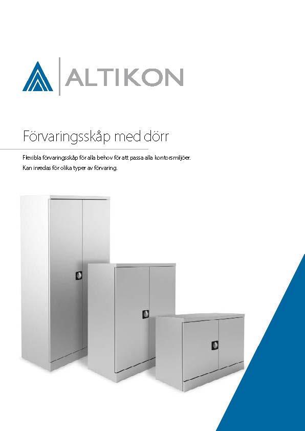 Produktblad Förvaringsskåp NCD framsida pdf
